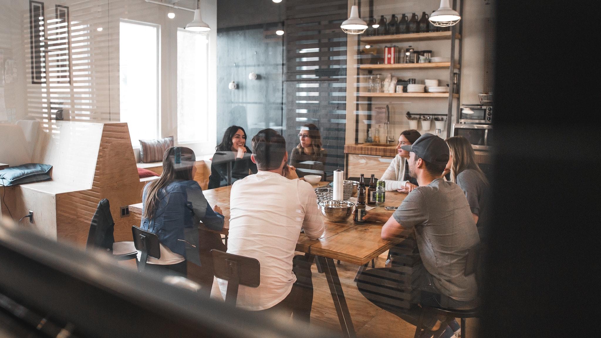 Konzeptions-Meeting